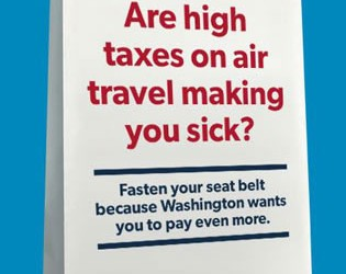 Image courtesy of Airlines for America