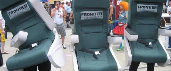 Frontier Airlines Now Charging For Carry On Bags